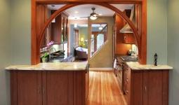 Curvaceous Kitchen