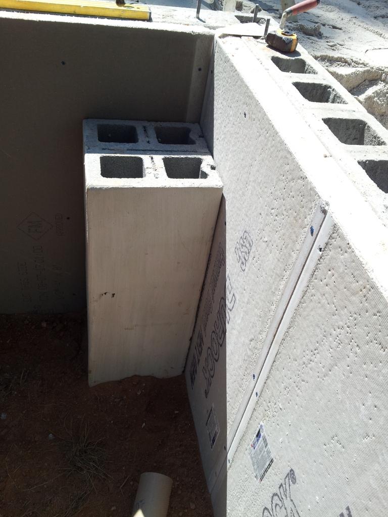 passive house foundation construction details