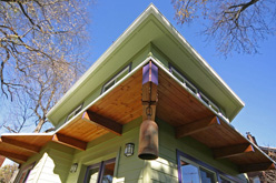 Passive Solar Addition Keeps Home Warm and Cool Naturally