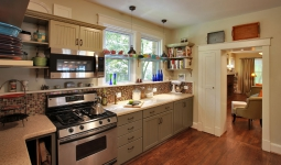 A Classic Bungalow Kitchen Restored