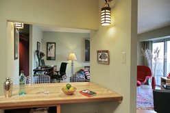 Clean Green Kitchen Remodel Transforms Sligo Creek Hills Condo